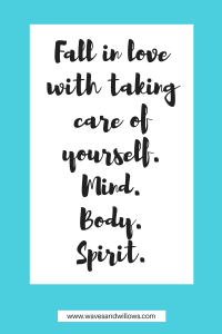 Self care to the rescue! How to boost your good vibes today!